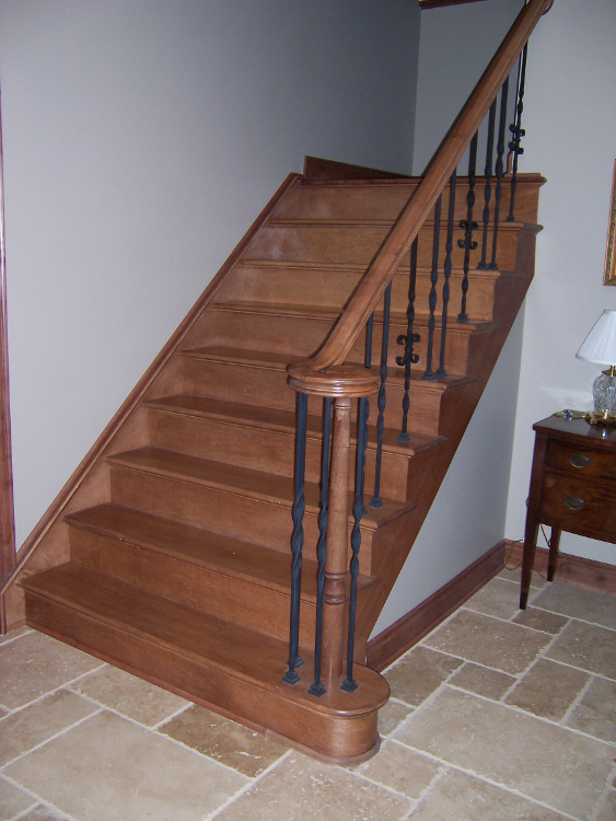 ... Custom Staircases And Railings ...